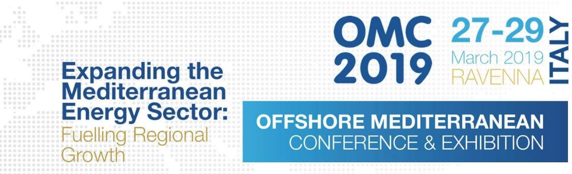 Offshore Mediterranean Conference 2019 banner