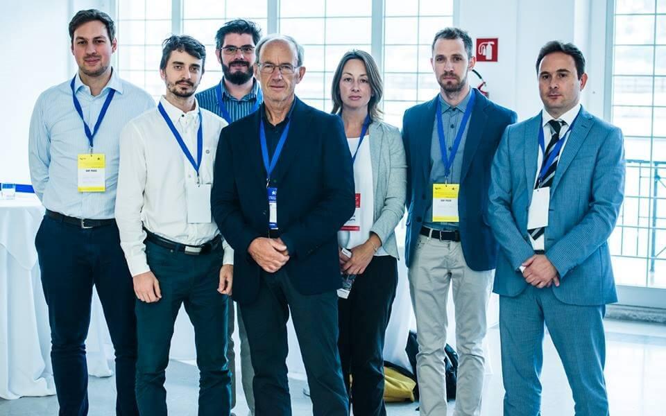 Navalprogetti team at the NAV2018