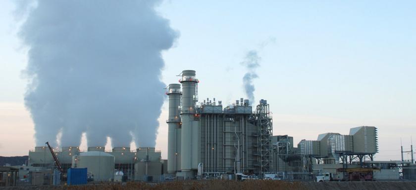Natural gas vs. Coal – a positive impact on the environment