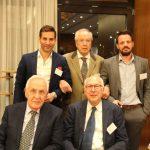 Nicolas Droushiotis, CHC, Loris Cok, Navalprogetti, Stavros Niotis, ABS, Spartaco Angelini, Navalprogetti, Luciano Manzon, Navalprogetti