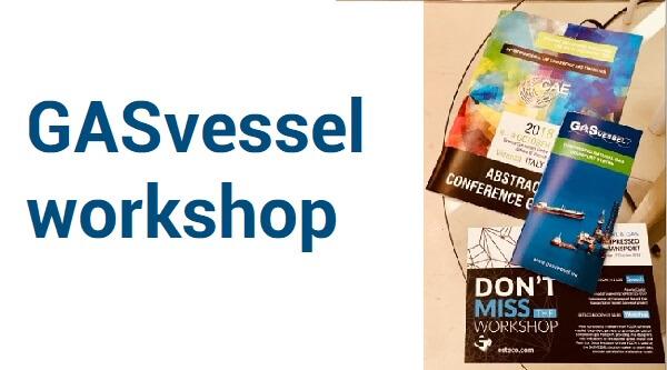 GASVESSEL workshop on VOLTA and modeFRONTIER