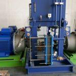 Figure 18. Autofrettage and fatigue hydraulic system