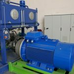 19. Autofrettage and fatigue hydraulic system and electical cabinet