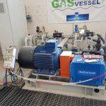 Figure 3. Hydroforming hydraulic system